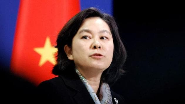 Foreign ministry spokeswoman Hua Chunying said on Monday that it hoped the United States will not erect barriers and obstacles to cooperation(REUTERS)