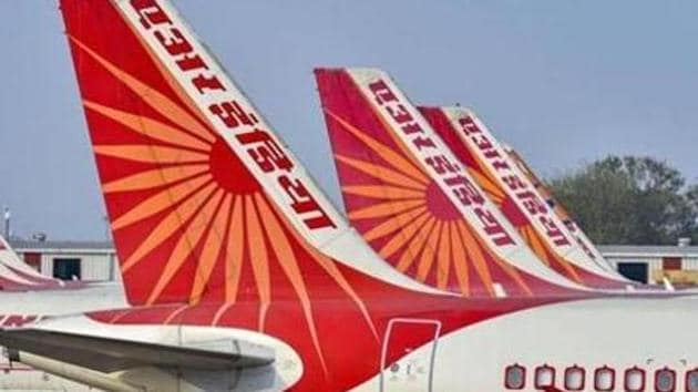Air India has been the Centre's official carrier for the 'Vande Bharat Mission' - under which Indian citizens stuck in other countries were being evacuated and brought back home amid the coronavirus (Covid-19) crisis.(PTI Photo)