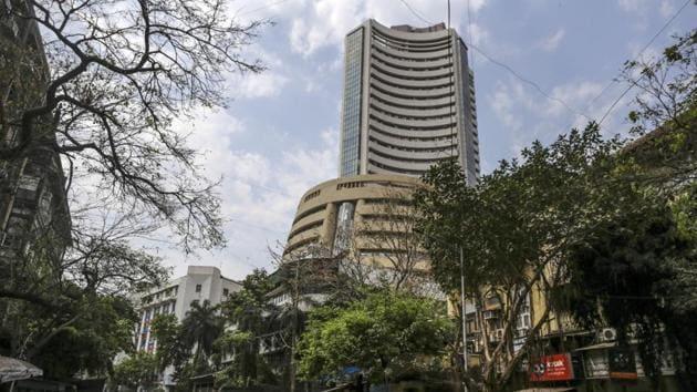 The Bombay Stock Exchange (BSE).(Bloomberg)