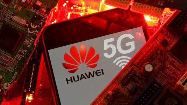 Wireless carriers in the UK won't be allowed to install Huawei equipment in their high-speed 5G networks after September 2021, the British government said Monday(REUTERS)