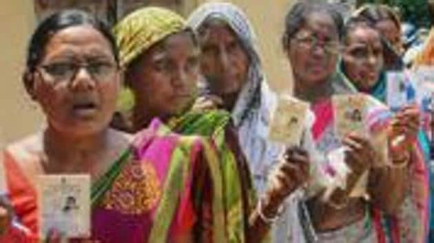 The voting was scheduled for May but was postponed due to the Covid-19 pandemic.(Representational Photo/PTI)