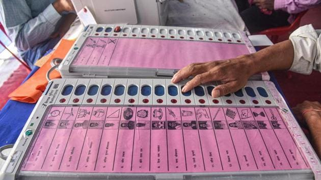 Karnataka local body elections will be held in two phases on December 22 and 27. The counting of the votes will take place on December 30.(PTI)