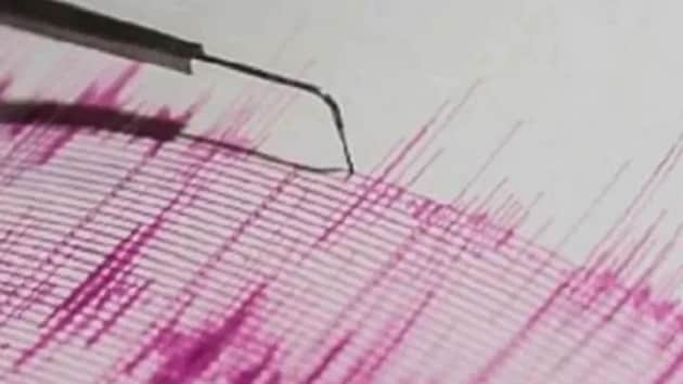 A low-intensity earthquake of magnitude 3.9 on the Richter Scale hit Haridwar in Uttarakhand at 9:41 am.(PTI/ Representational photo)