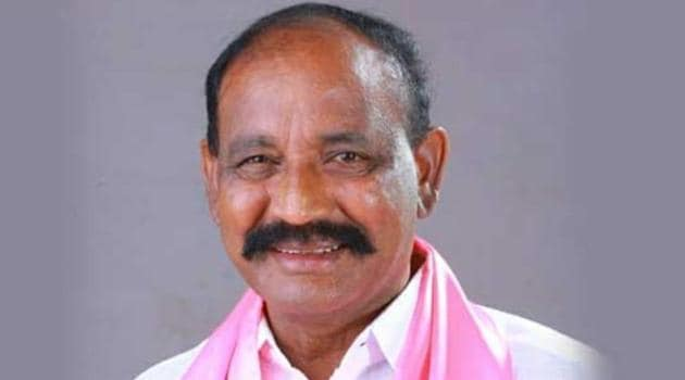 Narasimhaiah, who represented Nagarjunasagar assembly constituency in Telangana's Nalgonda district, suffered from Covid-19 and was in hospital for over a month.(SOURCED.)