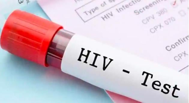 Between April and October, a total of 83,190 people have been tested for HIV, of whom, 803 have been found infected with the virus.(HT FILE PHOTO)