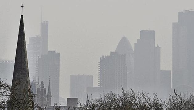 WHO-recommended limits for air pollution are broken in 99% of London, according to figures from the mayor.