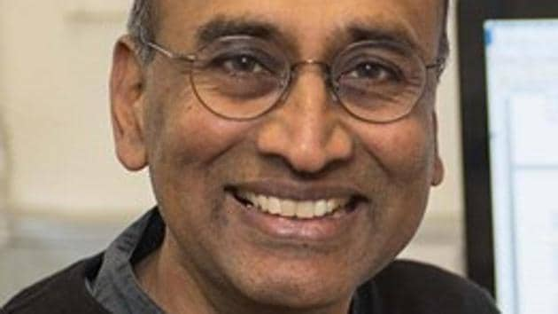 Venki Ramakrishnan(Royal Society's official website)