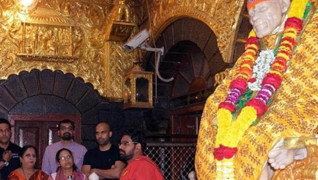 When contacted, Shri Saibaba Sansthan Trust's Chief Executive Officer Kanhuraj Bagate told PTI on Tuesday that it is just an appeal, and the trust has not imposed any dress code on devotees.
