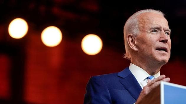 Earlier Monday, Arizona officials certified Biden's narrow victory in that state.(Reuters Photo)
