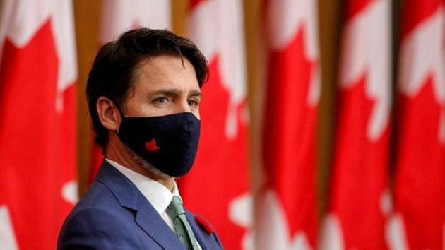 Canadian Prime Minister Justin Trudeau.(Reuters file photo)