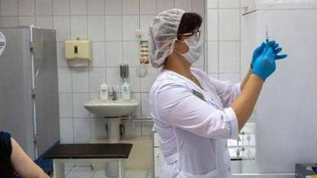 Russia became the first country to register the world's first Covid-19 vaccine on August 11.(Bloomberg)