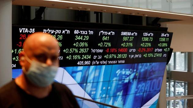 Asian share markets began the new month with a bang, buoyed by the prospect of a Covid-19 vaccine fueling a global economic recovery, buoyant Chinese factory activity and expectations of continuing fiscal and monetary support.(Reuters/ File photo)