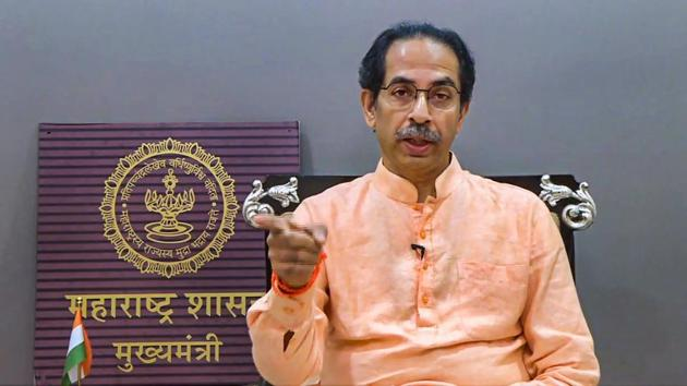 Uddhav Thackeray said the economy, which had suffered reverses because of the pandemic, is slowly coming back as the unlock process gets underway(PTI)