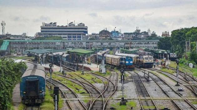 The non-suburban services were disrupted in the last week of March due to the ongoing coronavirus (Covid-19) pandemic in the country.(PTI file photo. Representative image)