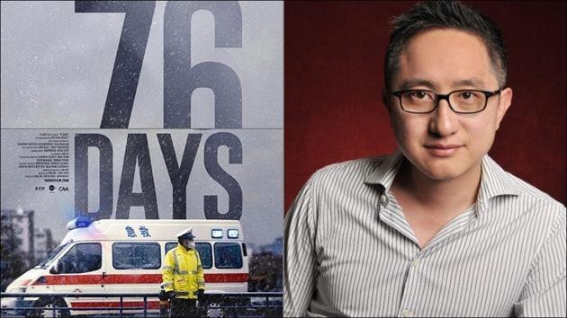 In '76 Days,' a documentary portrait of lockdown in Wuhan(Twitter/IAmMisiZ/DX_IFF)