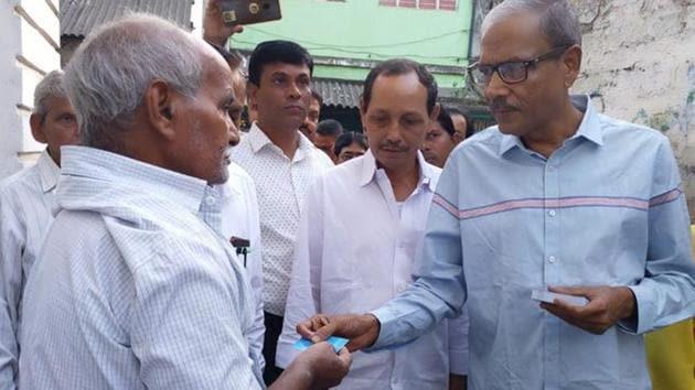 Dutta has openly expressed his opposition to Prashant Kishore's organisation's influence on TMC politics.(Courtesy- Twitter-@SilbhadraDutta)