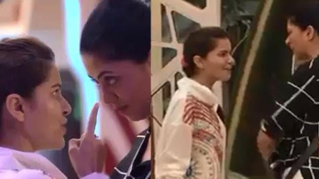 Bigg Boss 14: Rubina Dilaik and Kavita Kaushik will be seen fighting in the upcoming episode.