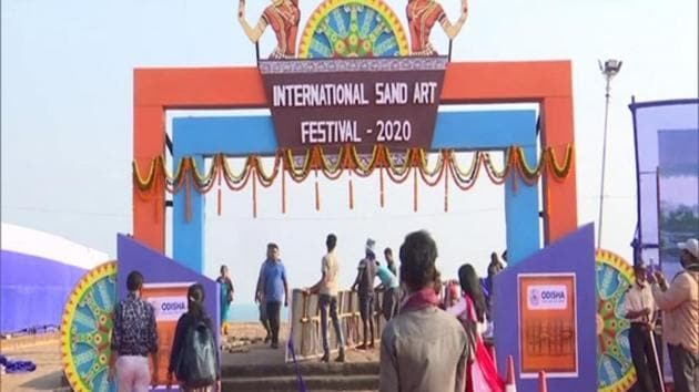 Sudarsan Pattnaik, world-renowned sand artist and Padmashree Awardee, has been appointed as Chief Curator of the festival.(Asian News International)
