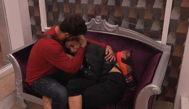 Both Aly Goni and Jasmin Bhasin cried as they discussed who should be voted out of the game.