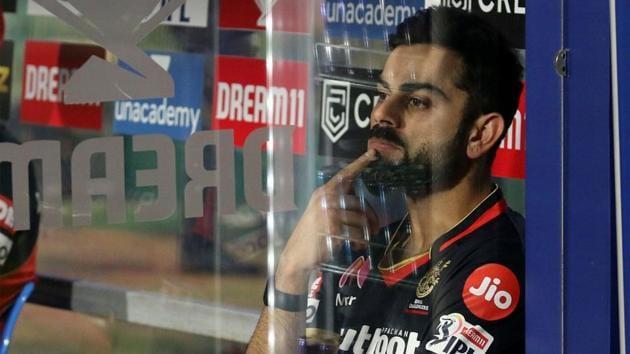 Virat Kohli's RCB were eliminated in the Eliminator.(IPL/Twitter)