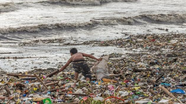 The most effective way of stopping ocean pollution is to tackle pollution on land. Shifting to a circular economy will yield enormous benefits(Shutterstock)