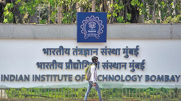 The biggest domestic packages across IITs were higher than those offered in 2019.(HT FILE)