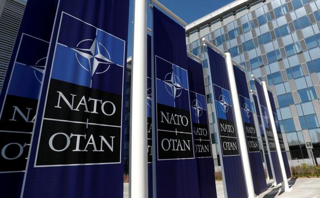 In December 2019, a NATO summit for the first time mentioned challenges posed by China.(Reuters)
