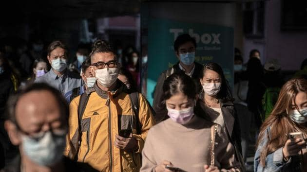 Hong Kong and Singapore, meanwhile, have called off a planned travel bubble until next year in response to the surge in Hong Kong cases.(Bloomberg Photo)