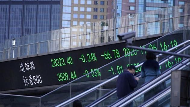 The S&P 500 gained 1.1%, with Big Tech companies and banks driving a big part of the rally.(REUTERS)