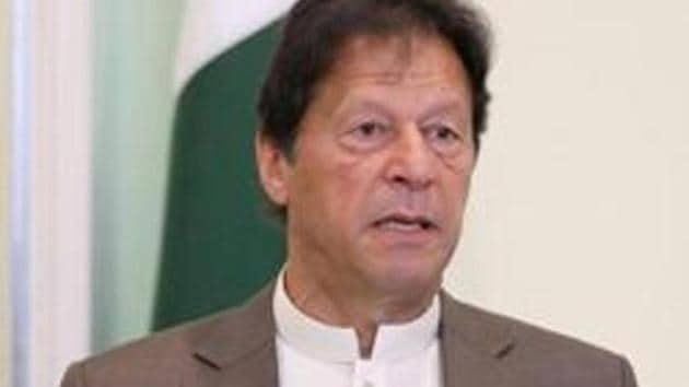 Pakistan's Prime Minister Imran Khan(Reuters file photo)
