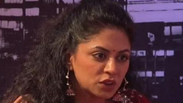 Bigg Boss 14: Kavita Kaushik was seen walking out of the house but it remains to be seen if she is out of the game.