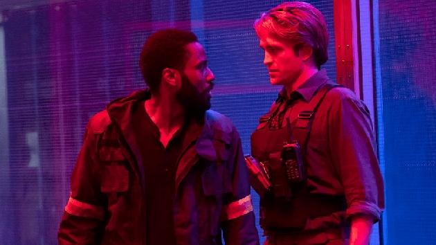 Tenet movie review: John David Washington and Robert Pattinson in a still from Christopher Nolan's new film.