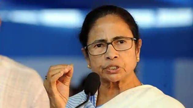 West Bengal Chief Minister Mamata Banerjee.(ANI file photo)