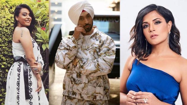 Swara Bhasker, Richa Chadha have supported Diljit Dosanjh in his fight with Kangana Ranaut.