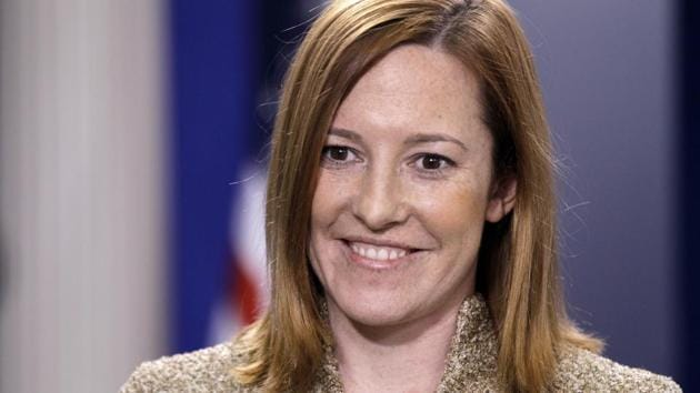 Jen Psaki, Biden's pick for White House press secretary, is a veteran communications staffer who has worked on many top Democratic campaigns and held leading roles under President Barack Obama, including deputy press secretary and White House communications director, as well as spokesperson for the State Department.(AP/ File photo)