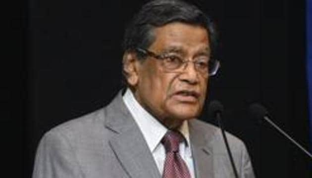 Attorney General of India KK Venugopal told a Bench headed by Justice AM Khanwilkar that all lawyers should also undergo gender sensitisation training for two to three years.(Sonu Mehta/HT PHOTO)