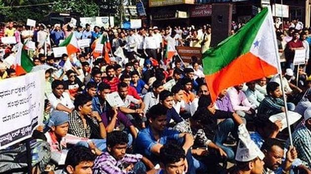 The PFI is often considered to be an offshoot of the banned Students' Islamic Front of India (SIMI).(HT Photo/Representative)
