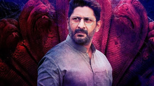 Arshad Warsi plays a politician in Durgamati.