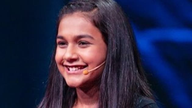 Rao was selected from a field of more than 5,000 nominees as TIME's first-ever Kid of the Year. She was interviewed by actor and activist Angelina Jolie for the TIME special.(Twitter/ @gitanjaliarao)