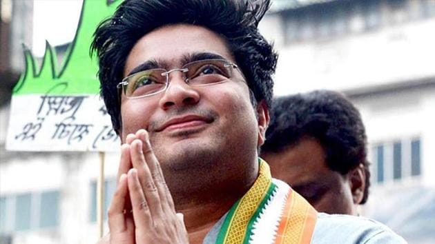 Abhishek Banerjee's growing clout in the Trinamool Congress has sparked dissatisfaction among many senior leaders in the party.(Courtesy: Facebook)
