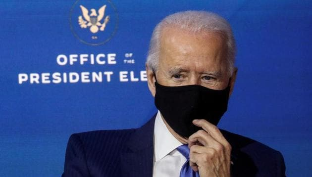 Joe Biden has received more than 81 million popular votes in the presidential elections, the highest ever in the US' history.(REUTERS)