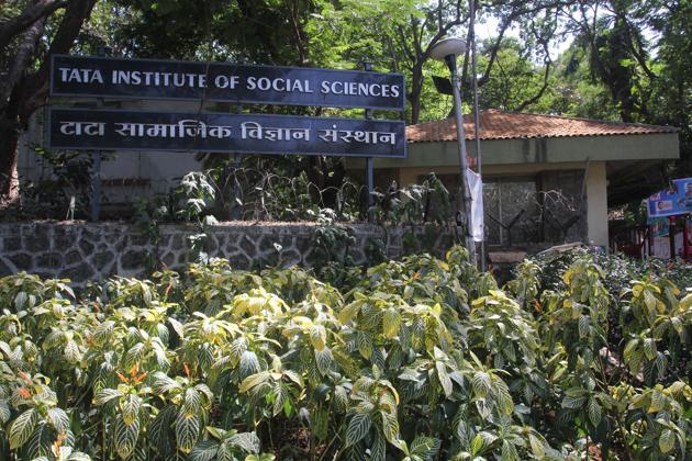 Tata Institute of Social Sciences, Mumbai.(HT File)