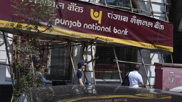 Vipul Chitalia, vice-president of Gitanjali Group of Companies, was arrested on March 6, 2018 connection in the multi-crore Punjab National Bank (PNB) scam.(HT File Photo)