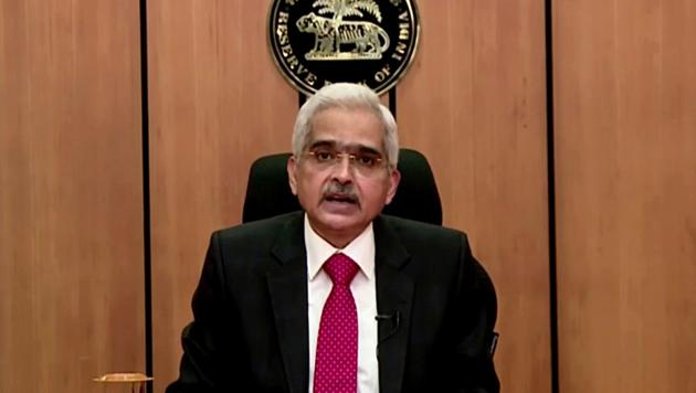 RBI governor Shaktikanta Das said the change in forecast has been prompted by a surge in demand in both rural as well as urban areas(ANI)