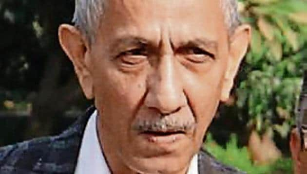 Dineshwar Sharma(File photo)