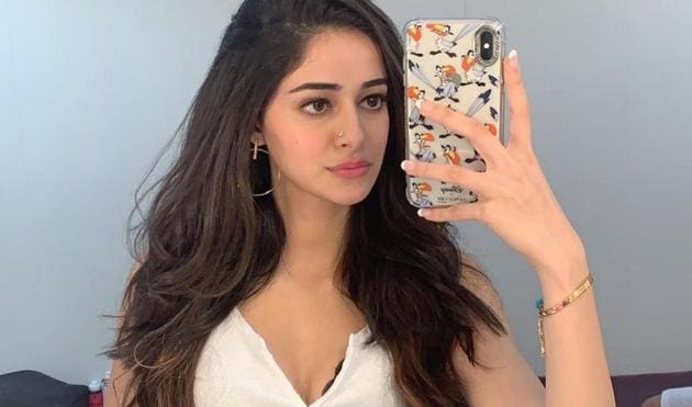 Ananya Panday talked about her gym and airport looks.