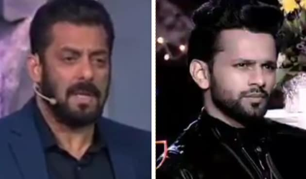 Bigg Boss 14 finale promo: Salman Khan lost his cool at Rahul Vaidya.