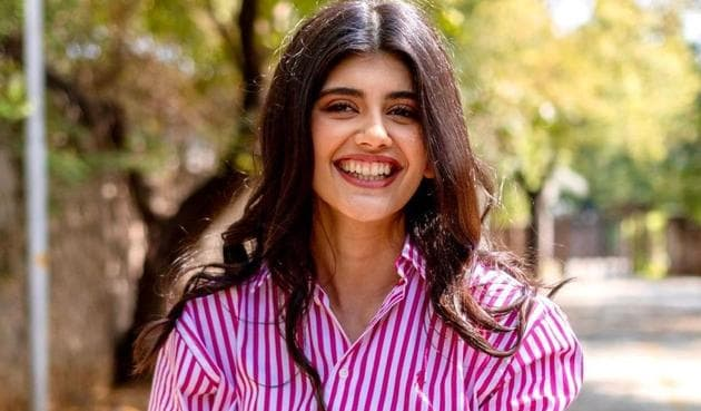 Sanjana Sanghi made her debut in a leading role with Dil Bechara.