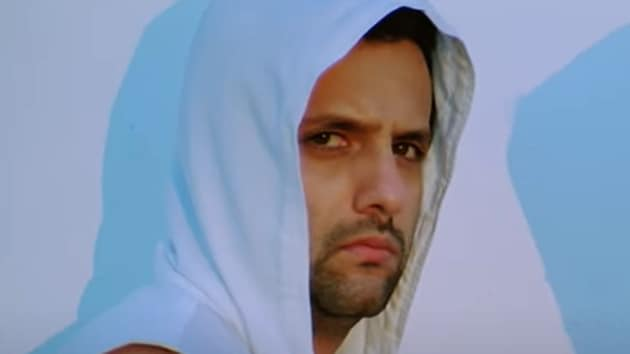 Fardeen Khan in No Entry.