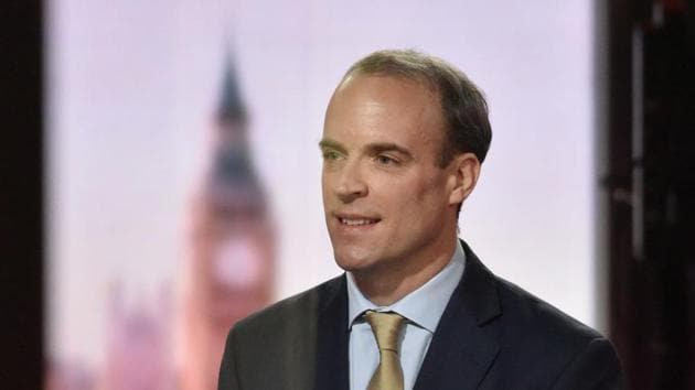 Thirty-six British MPs from various parties have written to British Foreign Secretary Dominic Raab, asking him to raise the issue of farmers' agitation with the Narendra Modi government(REUTERS)